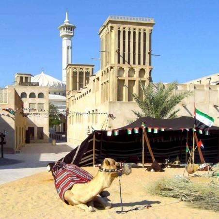 Visite guidée Dubai Héritage (privative)
