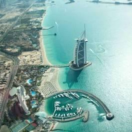 Survol de Dubai en Hélicoptère