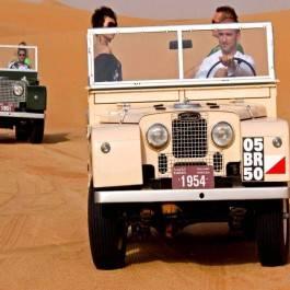 Heritage Desert Safari & Diner