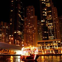 Dîner croisière Dubai Marina