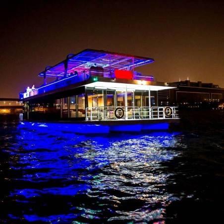 Dîner croisière Yacht Dubai Marina