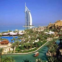 Visite guidée Dubai (groupe)