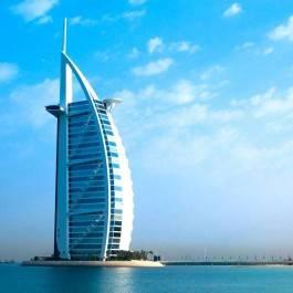 Visite guidée Dubai & Déjeuner Burj Al Arab (groupe)