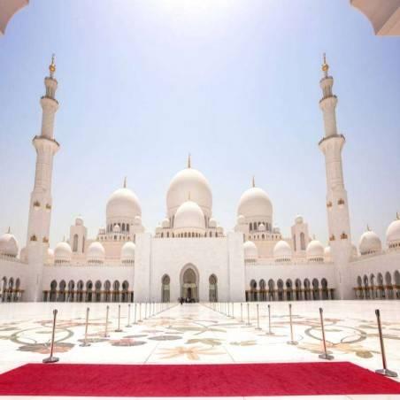Visite guidée Abu Dhabi (groupe)