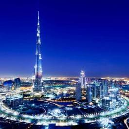 Visite Burj Khalifa « At The Top »