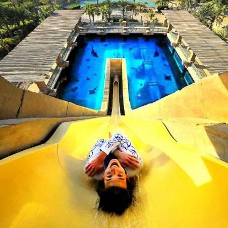 Aquaventure + Lost Chambers Aquarium (Atlantis – Palm Jumeirah)