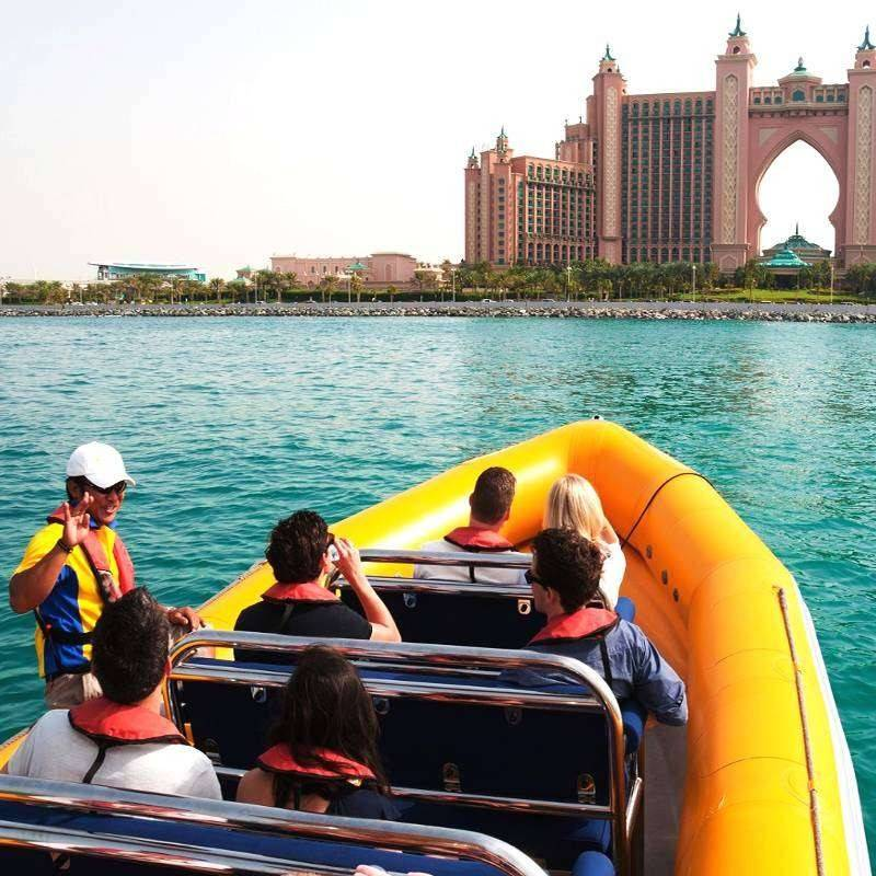 Speed boat dubai deals