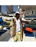 Pêche sportive en haute mer Dubai