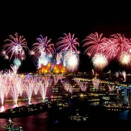 Dubai New Year's Eve Cruise 2018