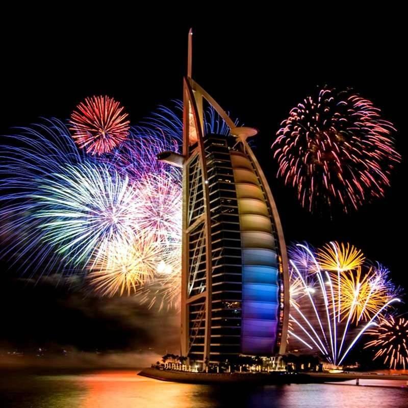 2018 NYE Cruise In Dubai