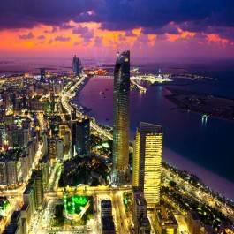 Dîner croisière Abu Dhabi