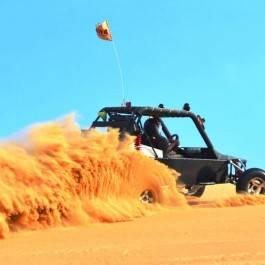 Buggy Desert Excursion Dubai