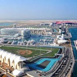 Package F1 Grand Prix Abu Dhabi 2016