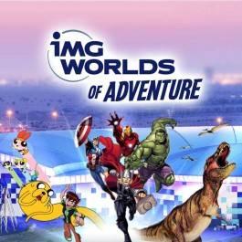 Parc IMG World of Adventure Dubai