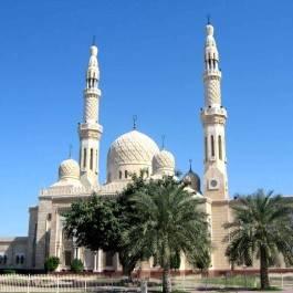 Visite Guidée Mosquée Jumeirah