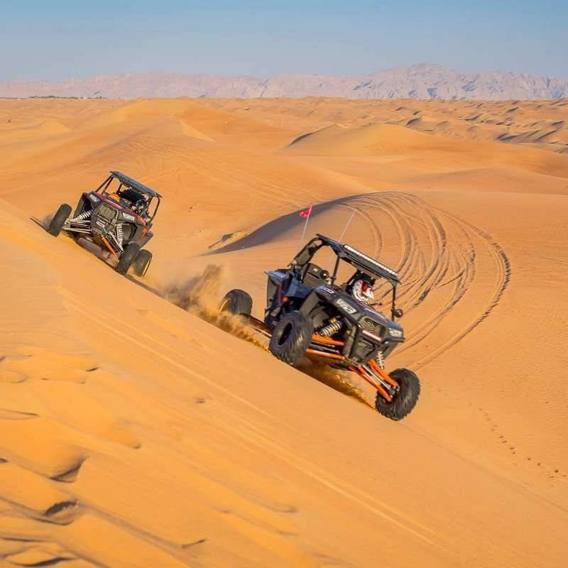 Sunshine Travel Tours Desert Safari