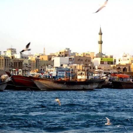 Pack Dubai by Land-Sea-Air