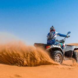 Excursion Quad Dubai - Polaris 850cc