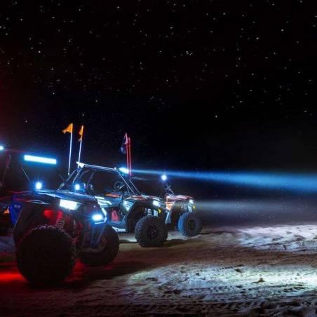 Excursion Nocturne Buggy Désert (Polaris RZR)