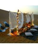 Escapade Romantique Dans le Désert de Dubai