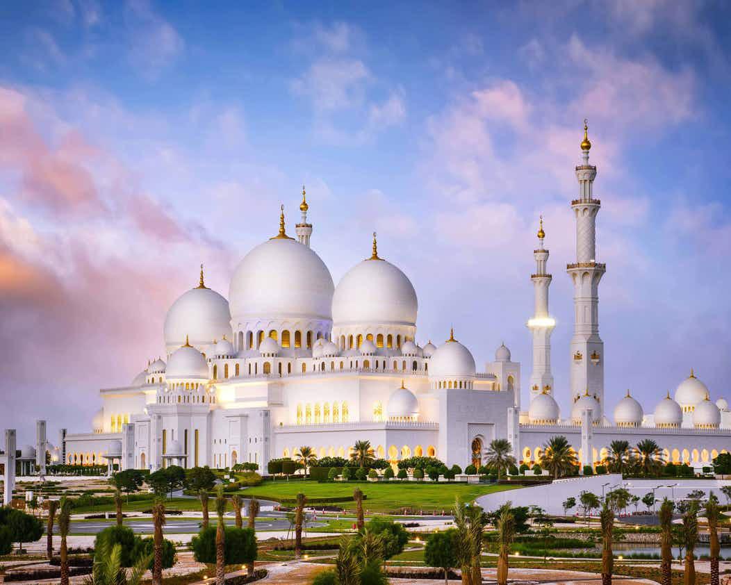 grande mosquee abu dhabi