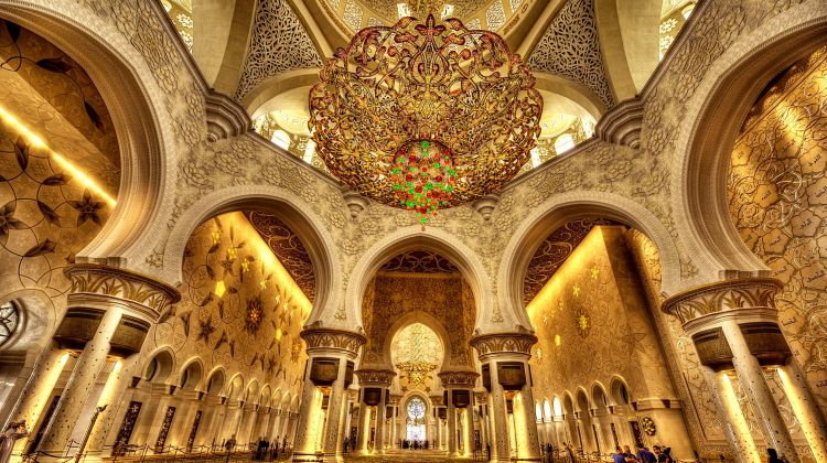 mosquee sheikh zayed