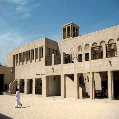 Visite Guidée Dubai Héritage