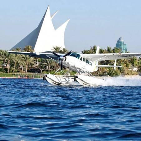 Suvol Dubai en Hydravion