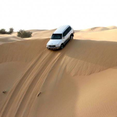 Cours de conduite désert Dubai