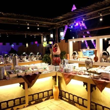 Diner in the desert