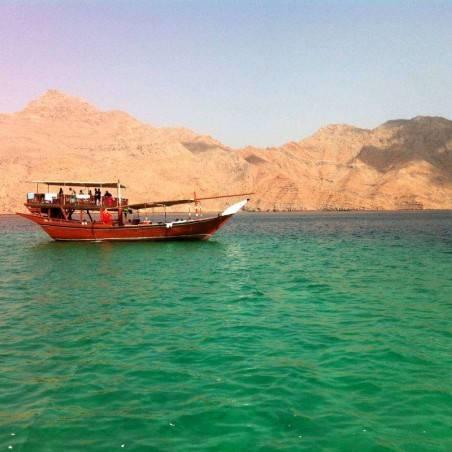 Excursion Mussandam Khasab