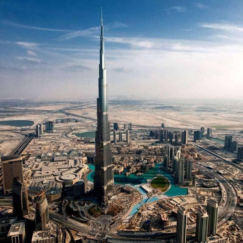 Tickets BurJ Khalifa At The Top