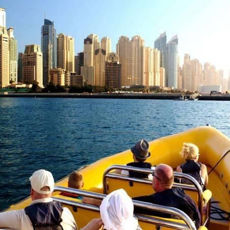 Tour en Speed Boat 75mins