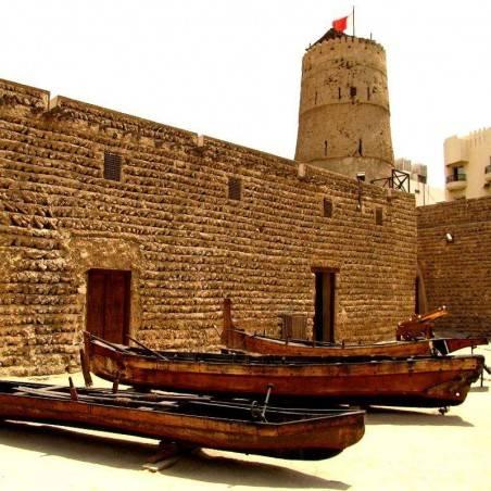 """Visite """"Les Musées de Dubai"""" (Fra)"""