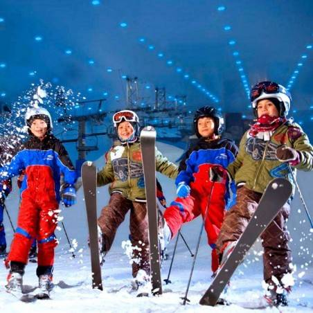 Pass Ski Dubai