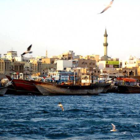 Pack Dubai Terre-Air-Mer