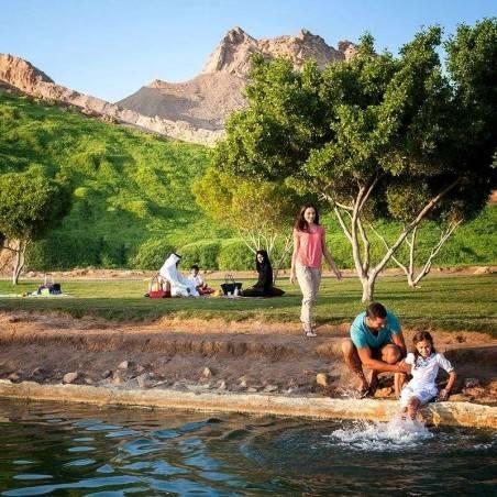 Visite guidée Al Ain (privative)