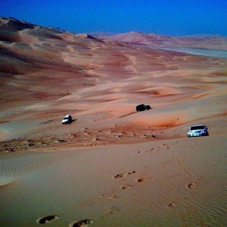 Safari & Diner privé dans le désert Dubai
