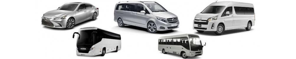 Transferts aéroport à Dubai et transport