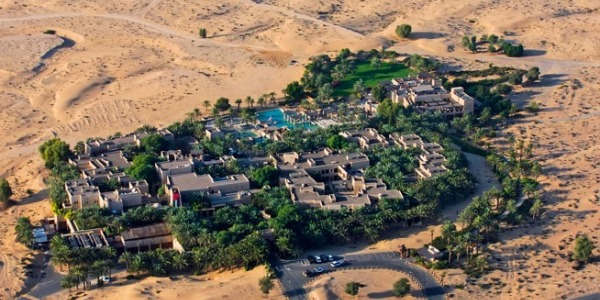 Reviewed : Bab Al Shams Desert Resort & Spa