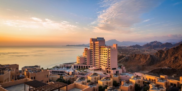 Reviewed : The Fairmont Fujairah Beach Resort