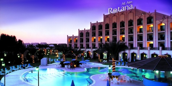 Reviewed : The Al Ain Rotana